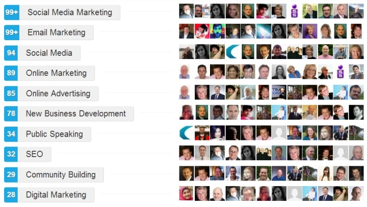 jonathan l davey linkedin endorsements