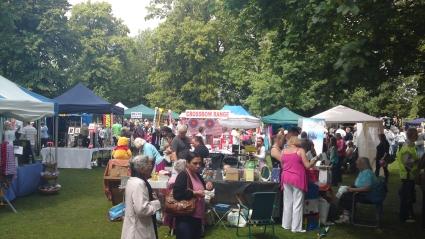 midsummer fayre 2011 stalls