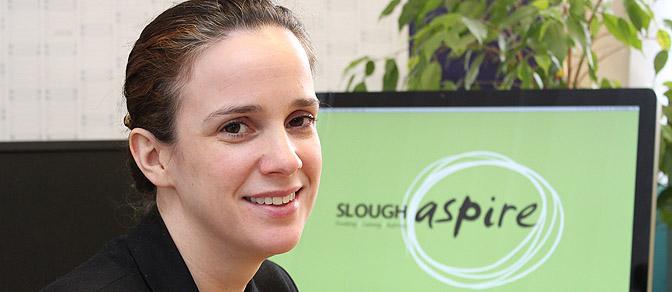 Fiona Jones Slough Aspire Centre Manager