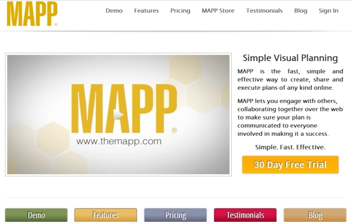 mapp-home-page