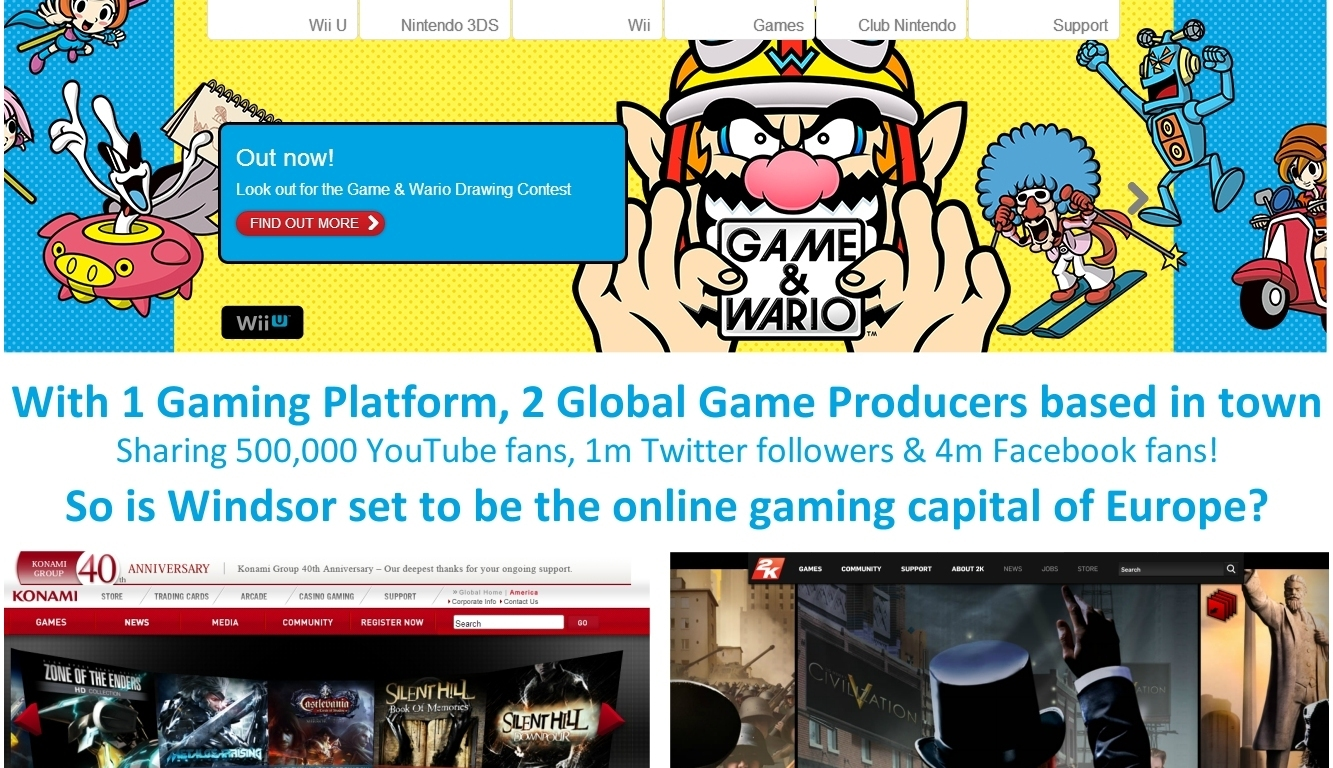 online gaming capital of europe