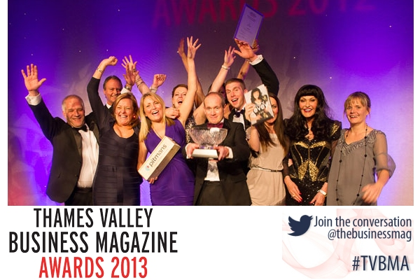 thames valley business magazine awards 2013