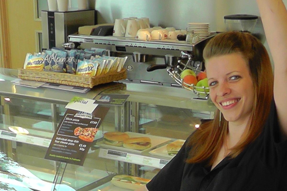 ballet cafe manager