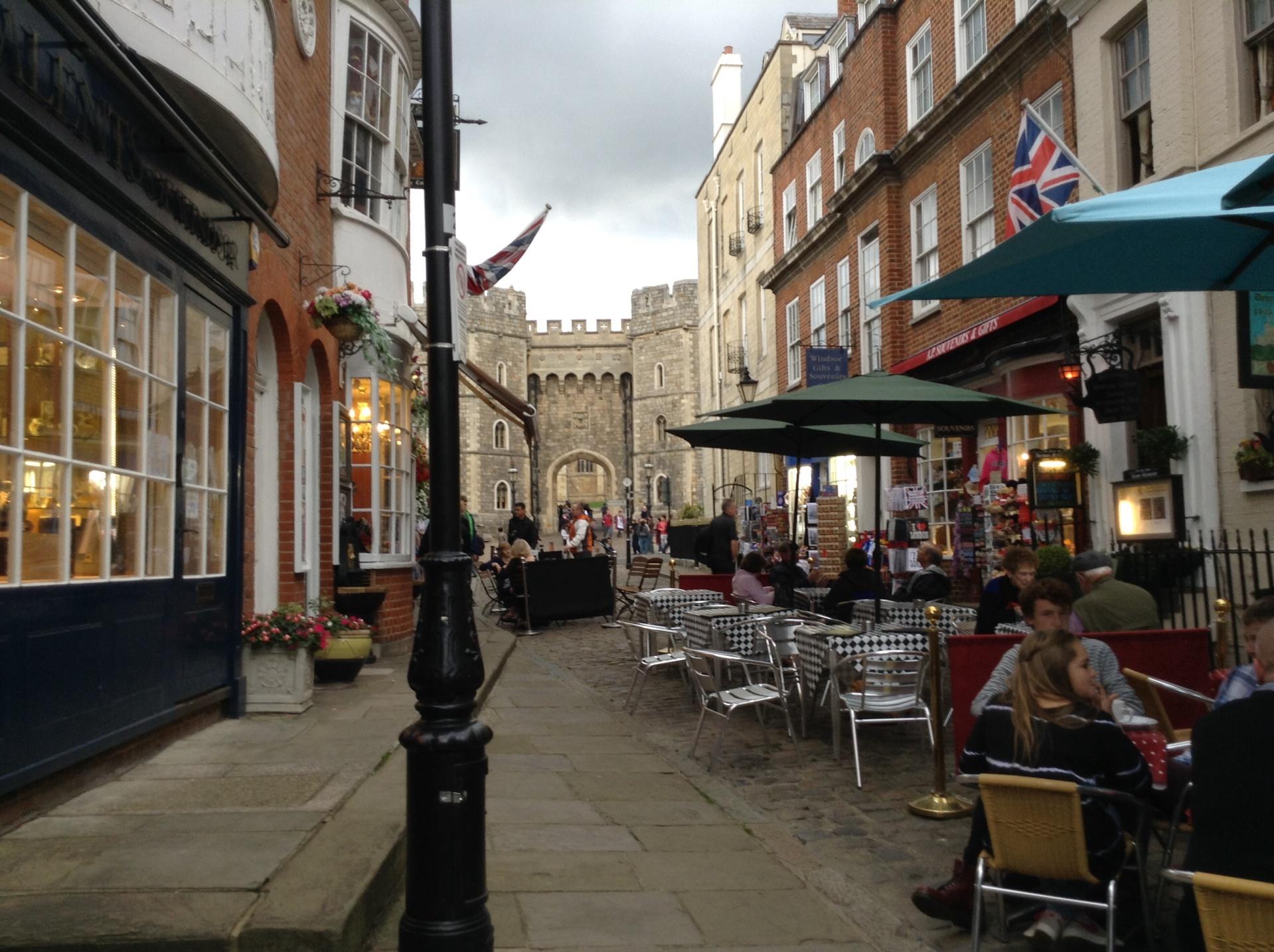 Church Street cobbles