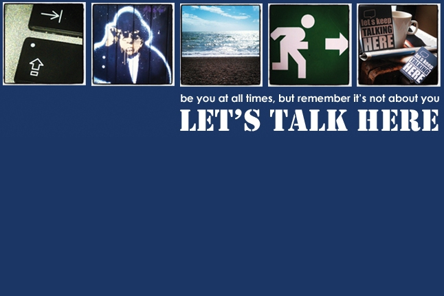 lets-talk-here