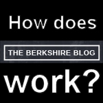 how does the berkshire blog work