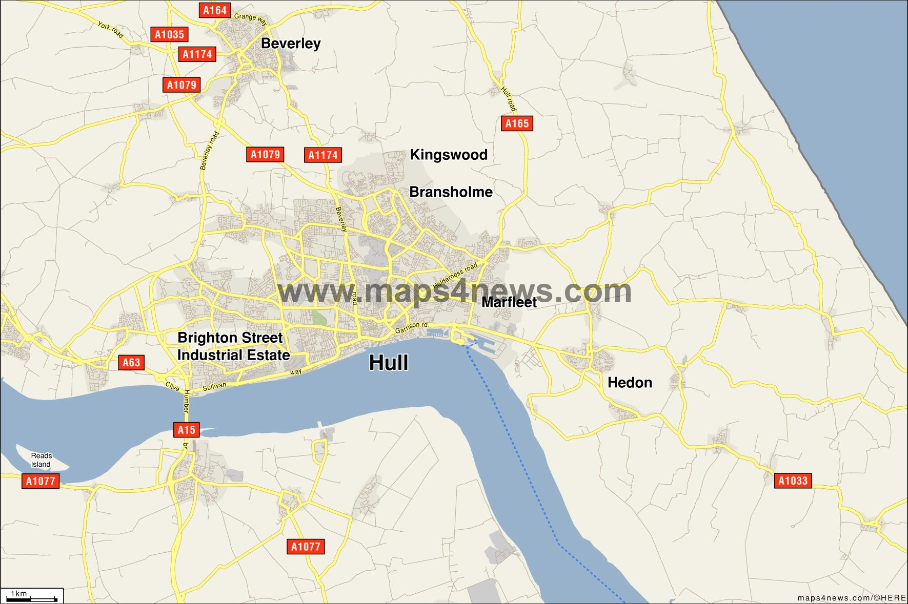 Putting HULLs Digital Agencies well and truly on the MAP Business