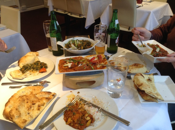 curry at the ivy sonning