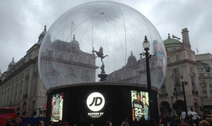 jd winter celebrations london