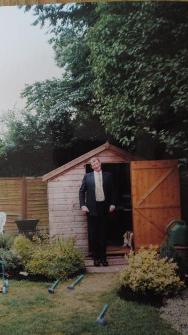 the original shed 2002