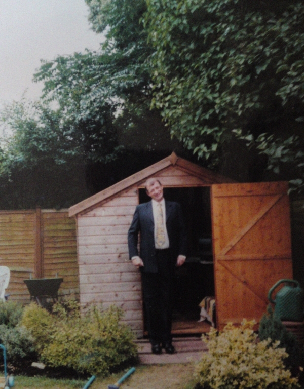 the original shed 2002