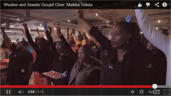 soweto gospel choir madiba tribute