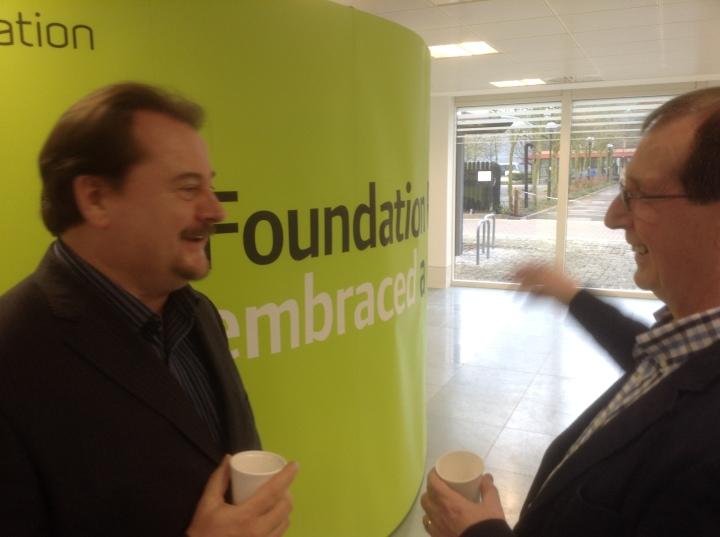 1000 Better Ways Foundation Park 15 year reunion