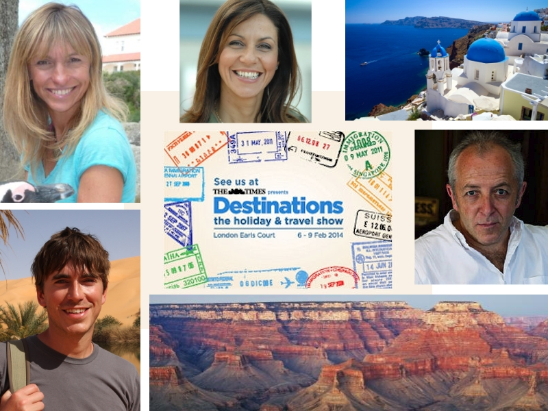 destinations holiday and travel show competition