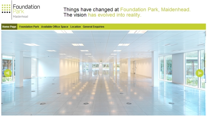 foundation park maidenhead has evolved