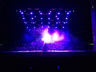 jazzmouse light show