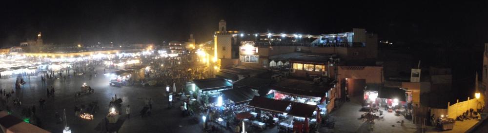 morocco souks