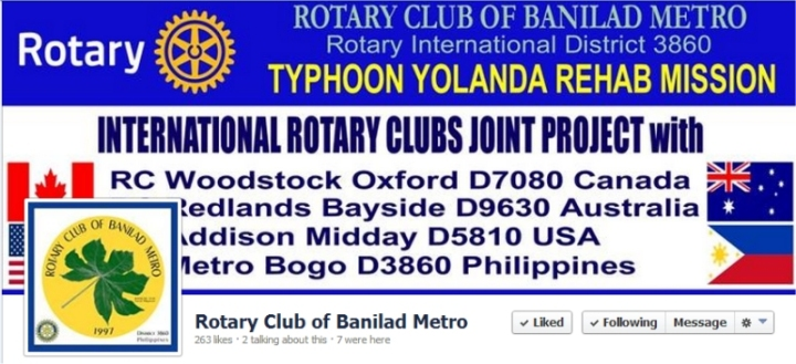 rotary club of banilad metro facebook