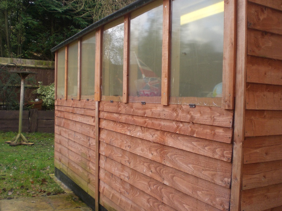Show Us Your Shed