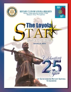 the loyola star january 9th 2014