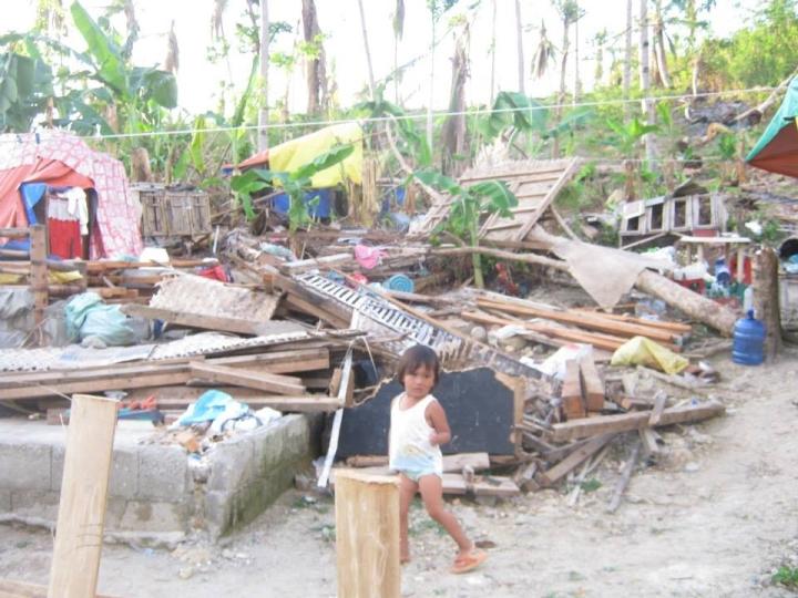 typhoon impact in philippines