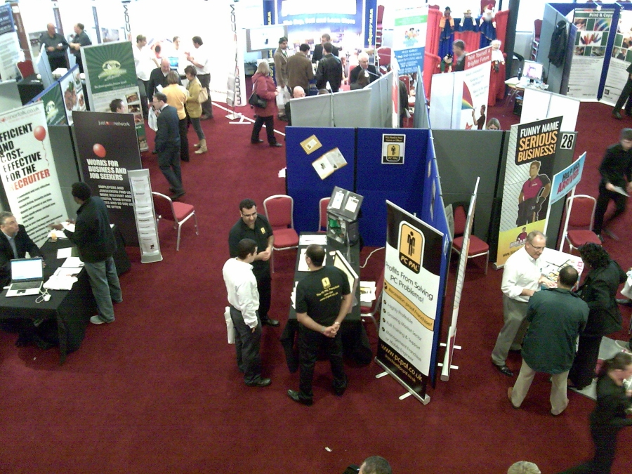 35 Franchised Businesses exhibiting at the Mad Stad on April 26th