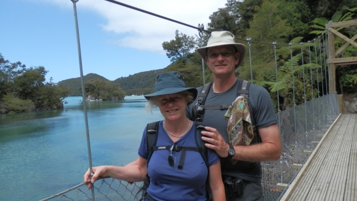 abel tasman keith and sue steptoe