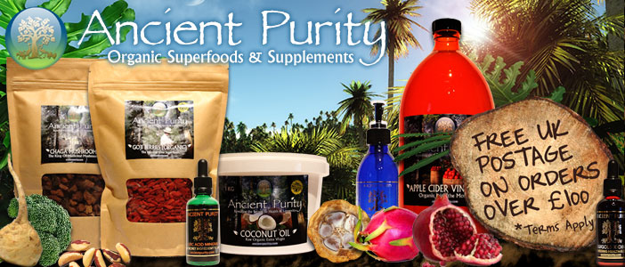 ancient purity organic superfoods and supplements