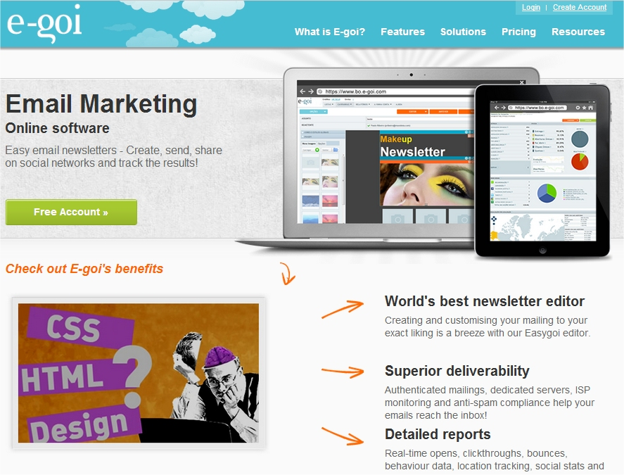 responsive email marketing templates