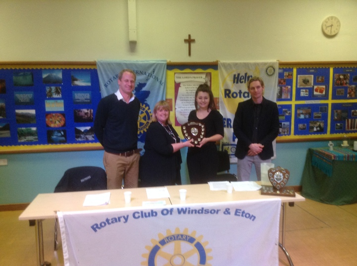 Rotary Youth Speaks Zone Final Senior Winners