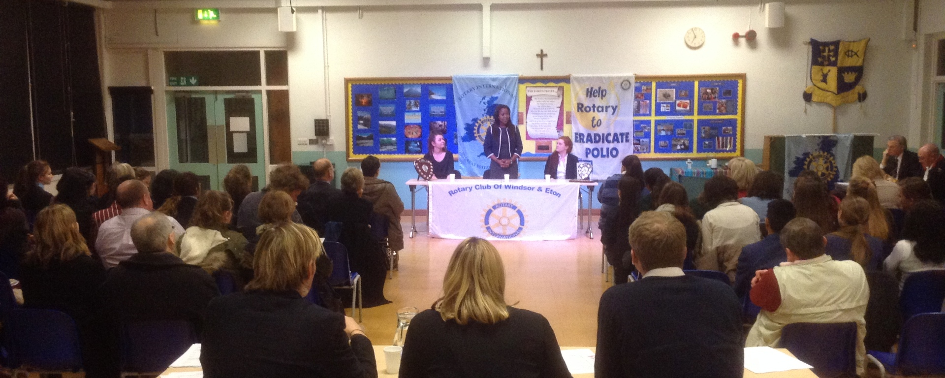Rotary Youth Speaks Zone Final Seniors