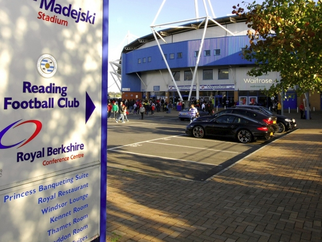 royal berkshire conference centre entrance