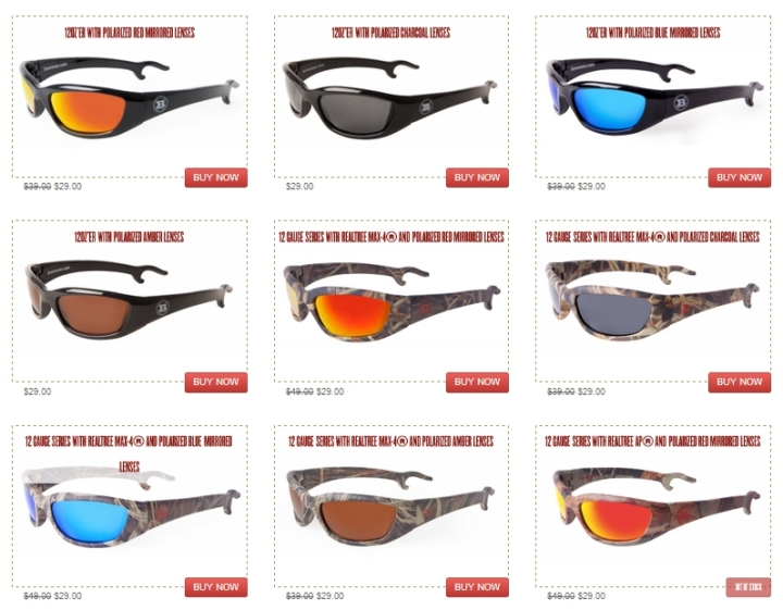 beer sunglasses selection brewsees