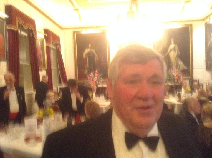 chris clarke windsor and eton rotary presidents night