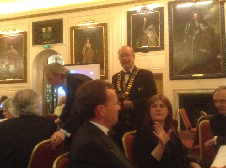 district governor windsor and eton rotary presidents night