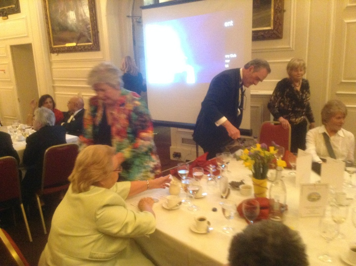 flowers windsor and eton rotary presidents night