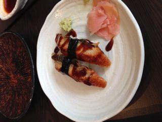 Jazzmouse Eel Sushi