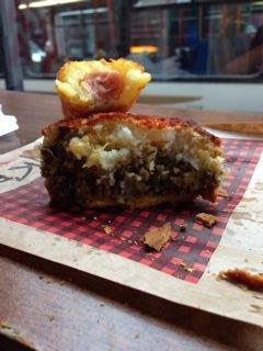 jazzmouse haggis pie and Tattie Dog