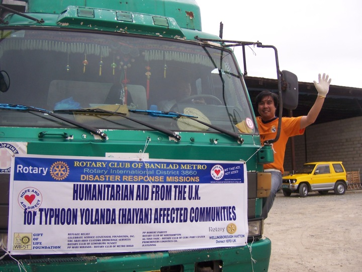 philippines lorry driver
