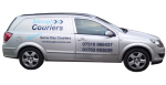 slough couriers small van