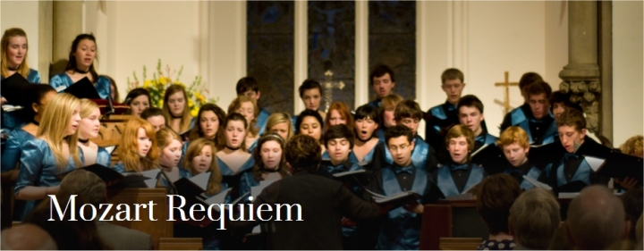 the windsor spring festival mozart requiem