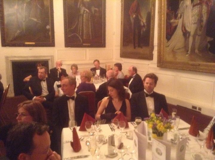 windsor and eton rotary presidents night