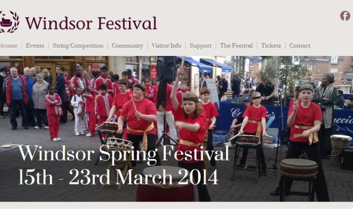 windsor spring festival 15-23 march