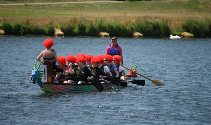 dragon boat dorney lake 4