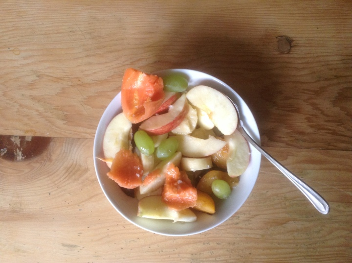 easter saturday healthy lunch