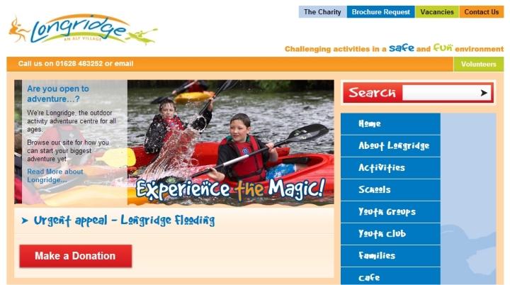 longridge urgent appeal after flooding