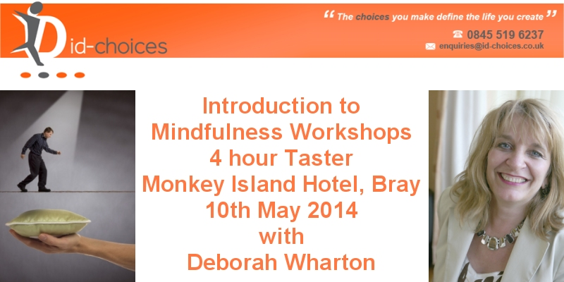 mindfulness workshop deborah wharton