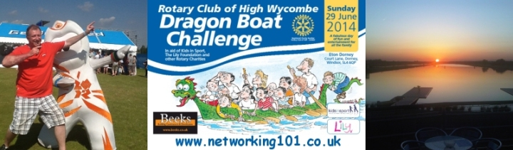 networking101 dragon boat