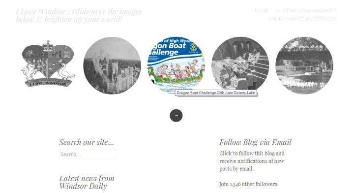 i love windsor new website