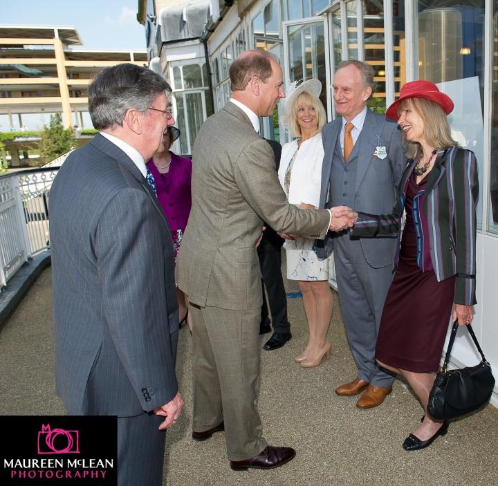 The Prince Philip Trust Fund reception